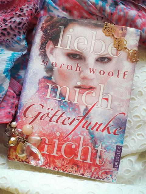 GötterFunke, Liebe mich nicht – Marah Woolf graphic