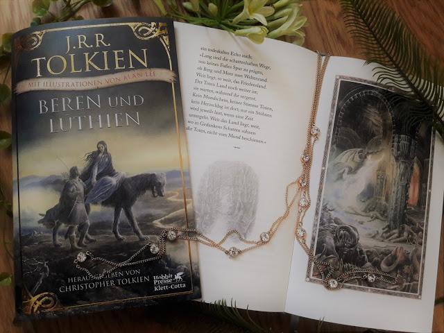 Beren und Lúthien – J. R. R. Tolkien graphic