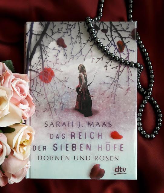Das Reich der sieben Höfe, Dornen und Rosen – Sarah J. Maas graphic