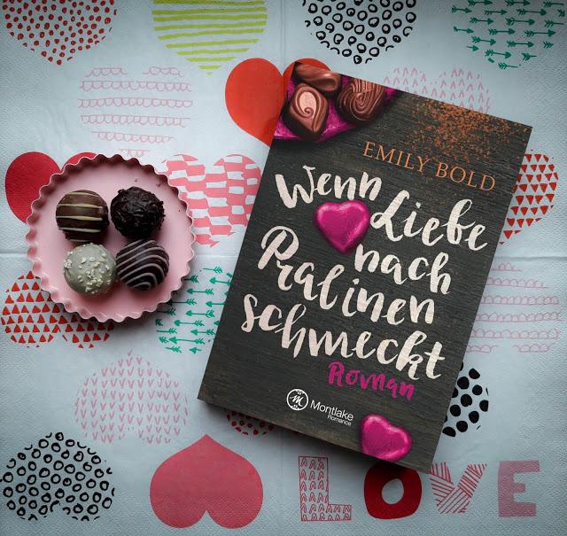 Wenn Liebe nach Pralinen schmeckt – Emily Bold graphic