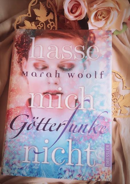 GötterFunke, Hasse mich nicht – Marah Woolf graphic