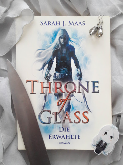 Throne of Glass, Die Erwählte – Sarah J. Maas graphic
