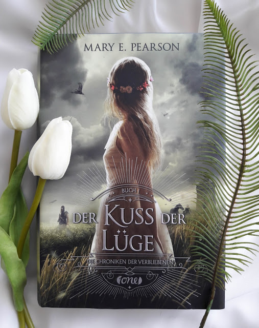Die Chroniken der Verbliebenen, Der Kuss der Lüge – Mary E. Pearson graphic