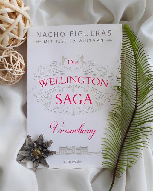 Die Wellington Saga, Versuchung – Nacho Figueras, Jessica Whitman graphic