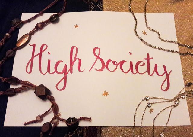 High Society – Gegensätze ziehen sich an graphic