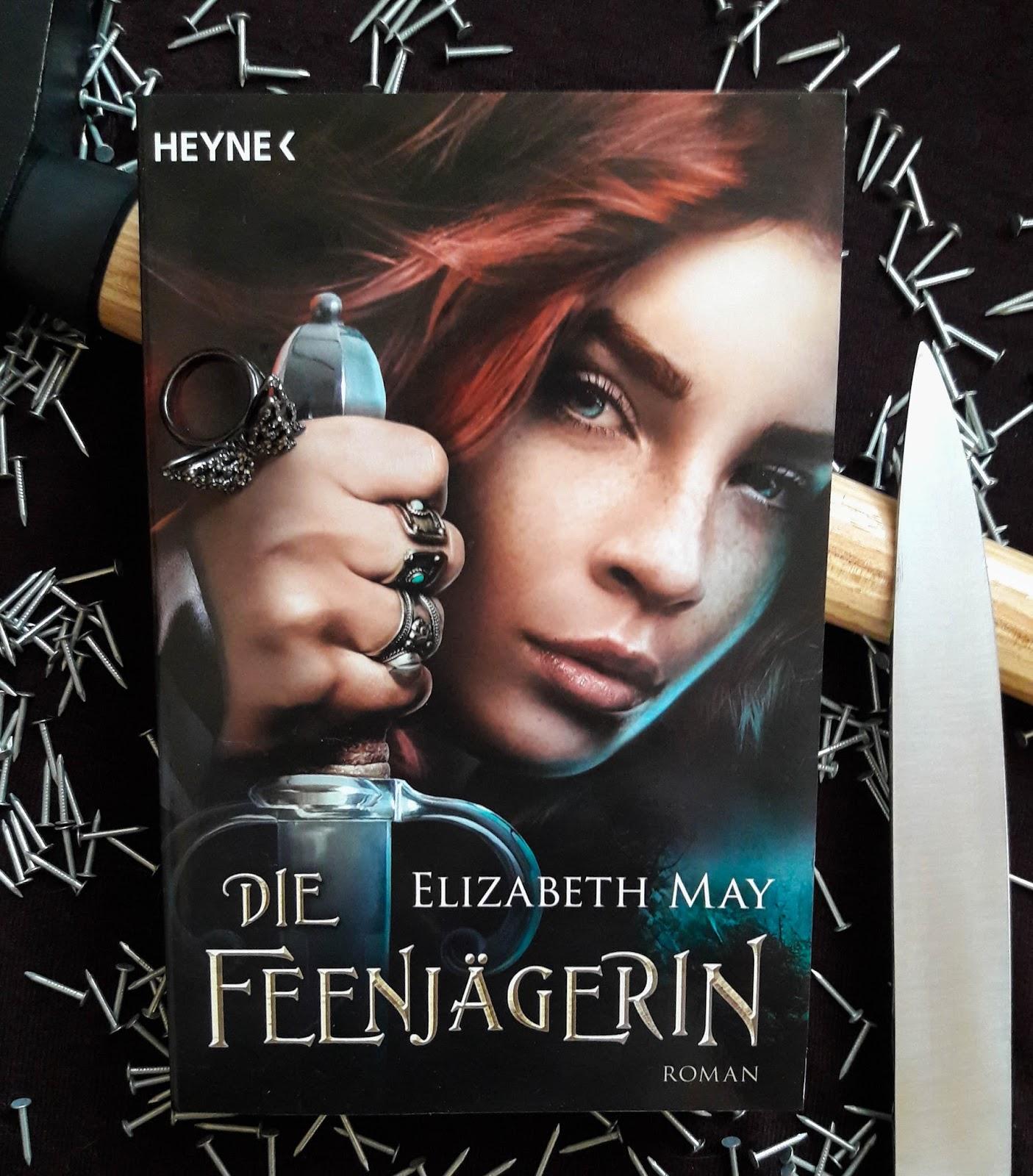 Die Feenjägerin – Elizabeth May graphic