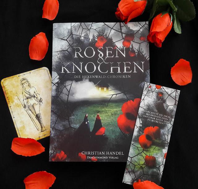 Rosen und Knochen, Die Hexenwald-Chroniken – Christian Handel graphic