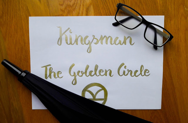 Kingsman: The Golden Circle graphic