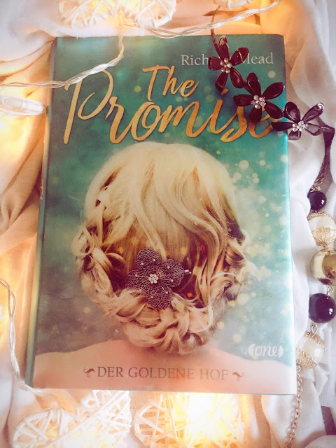 The Promise, Der Goldene Hof – Richelle Mead graphic