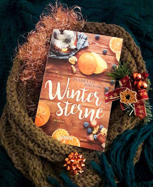 Wintersterne – Isabelle Broom graphic
