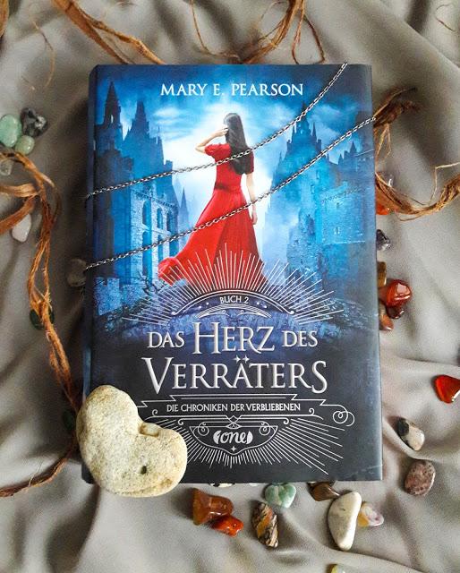Die Chroniken der Verbliebenen, Das Herz des Verräters – Mary E. Pearson graphic