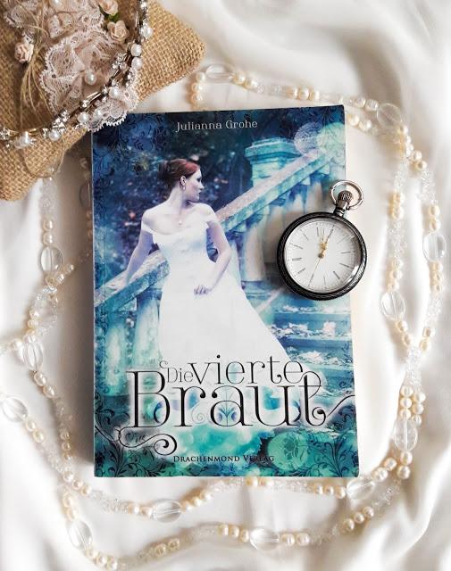 Die Vierte Braut – Julianna Grohe graphic