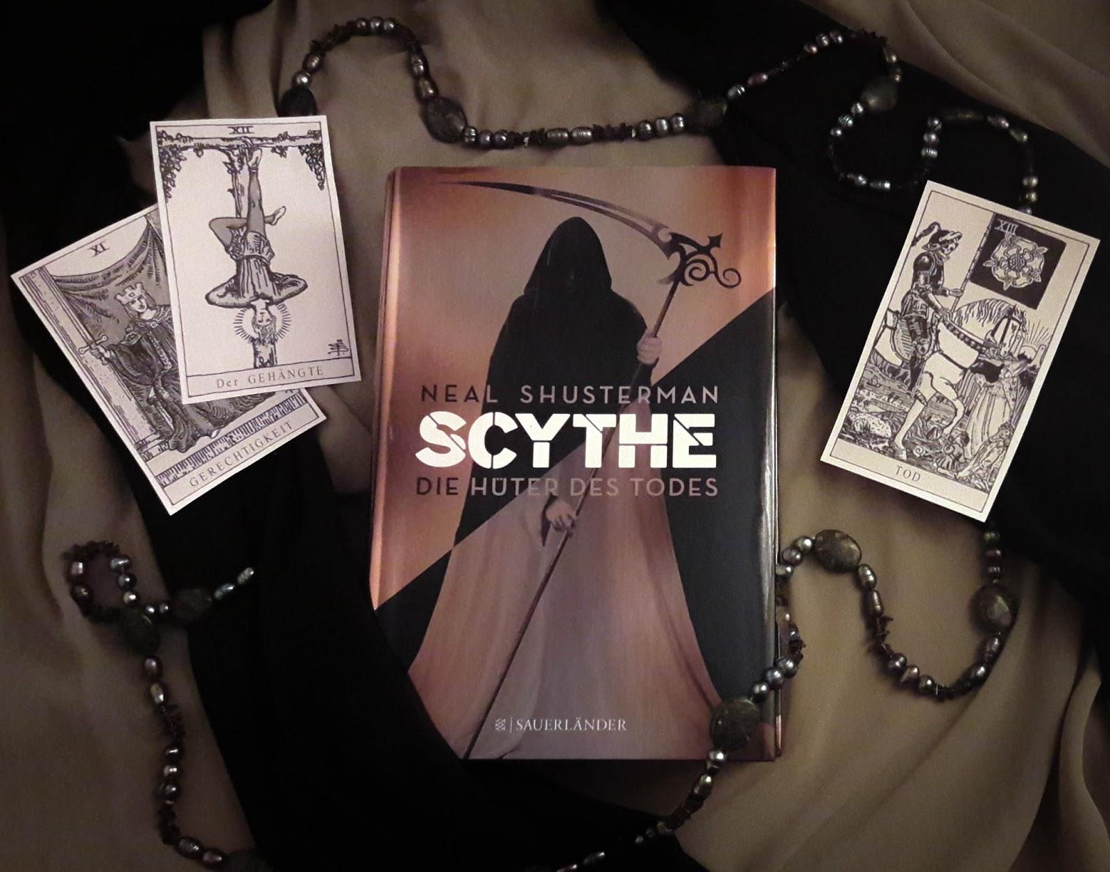 Scythe: Die Hüter des Todes – Neal Shusterman graphic