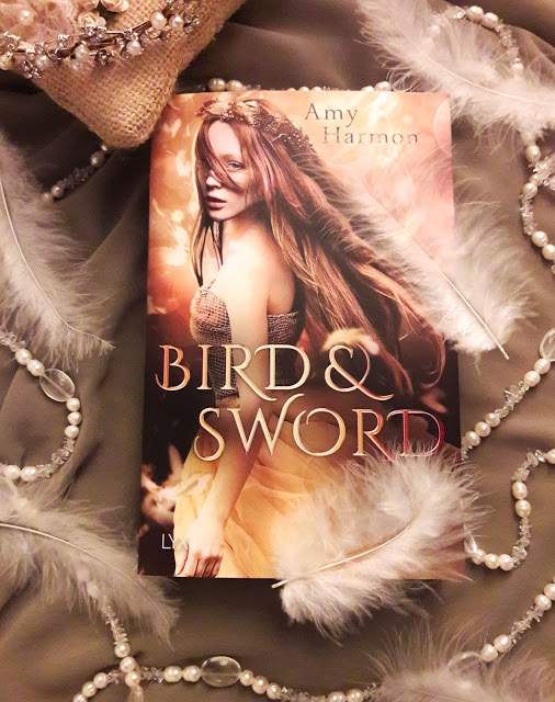 Bird & Sword – Amy Harmon graphic