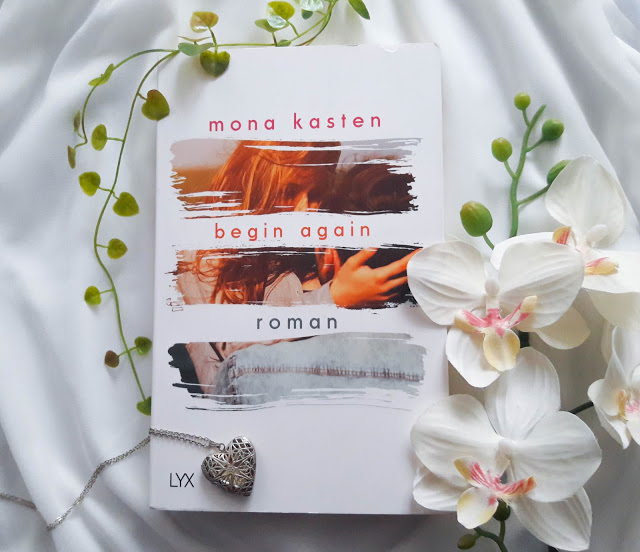 Begin Again – Mona Kasten graphic