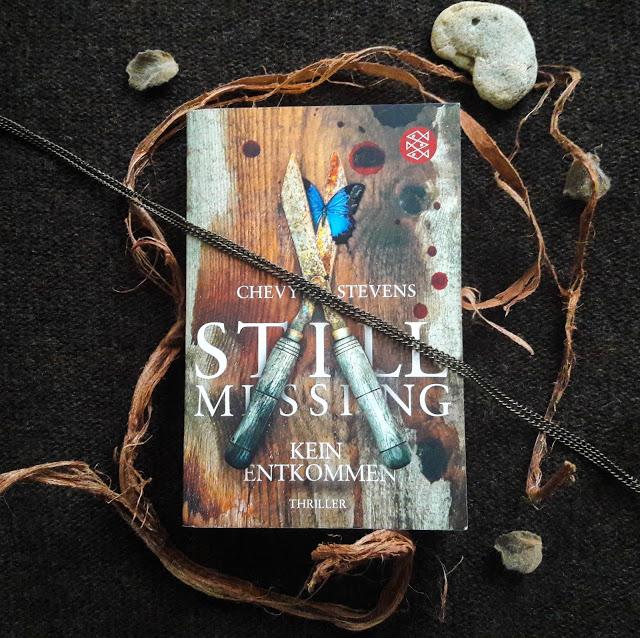 Still Missing, Kein Entkommen – Chevy Stevens graphic