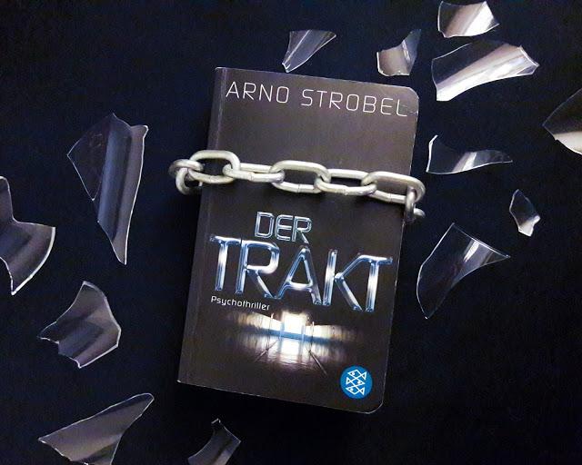 Der Trakt – Arno Strobel graphic