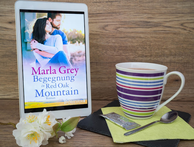 Begegnung in Red Oak Mountain – Marla Grey graphic