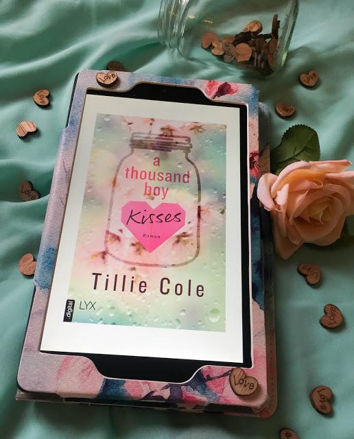 A Thousand Boy Kisses – Tillie Cole graphic