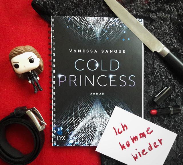 Cold Princess – Vanessa Sangue graphic