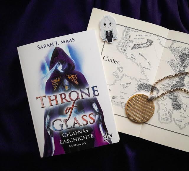 Throne of Glass, Celaenas Geschichte – Sarah J. Maas graphic