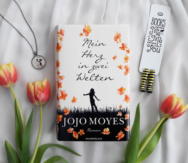 Mein Herz in zwei Welten – Jojo Moyes graphic