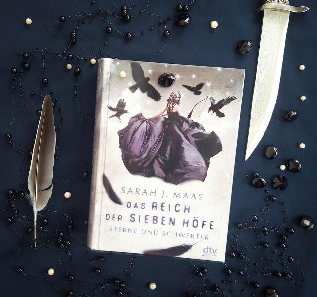Das Reich der Sieben Höfe, Sterne und Schwerter – Sarah J. Maas graphic
