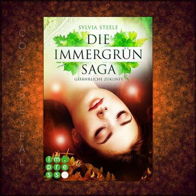Coverreveal: Die Immergrün Saga graphic
