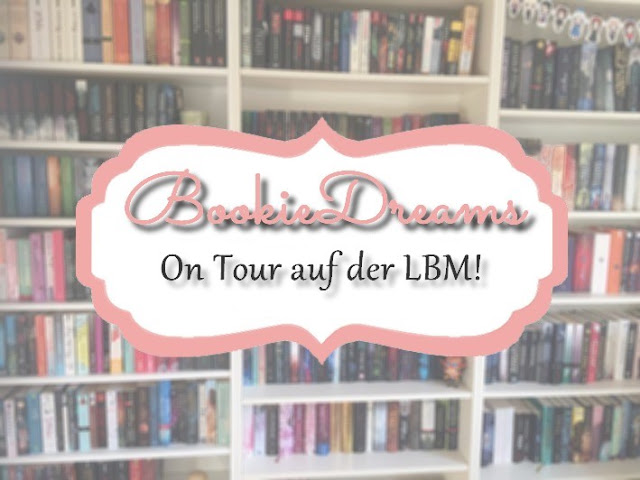 BookieDreams On Tour auf der LBM 2018 graphic