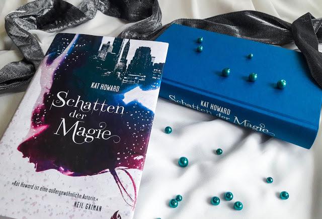Schatten der Magie – Kat Howard graphic