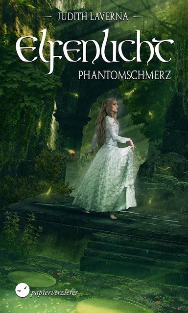 Coverrelease: Elfenlicht, Phantomschmerz graphic