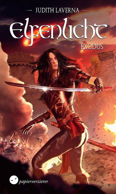 Coverrelease: Elfenlicht, Exodus graphic