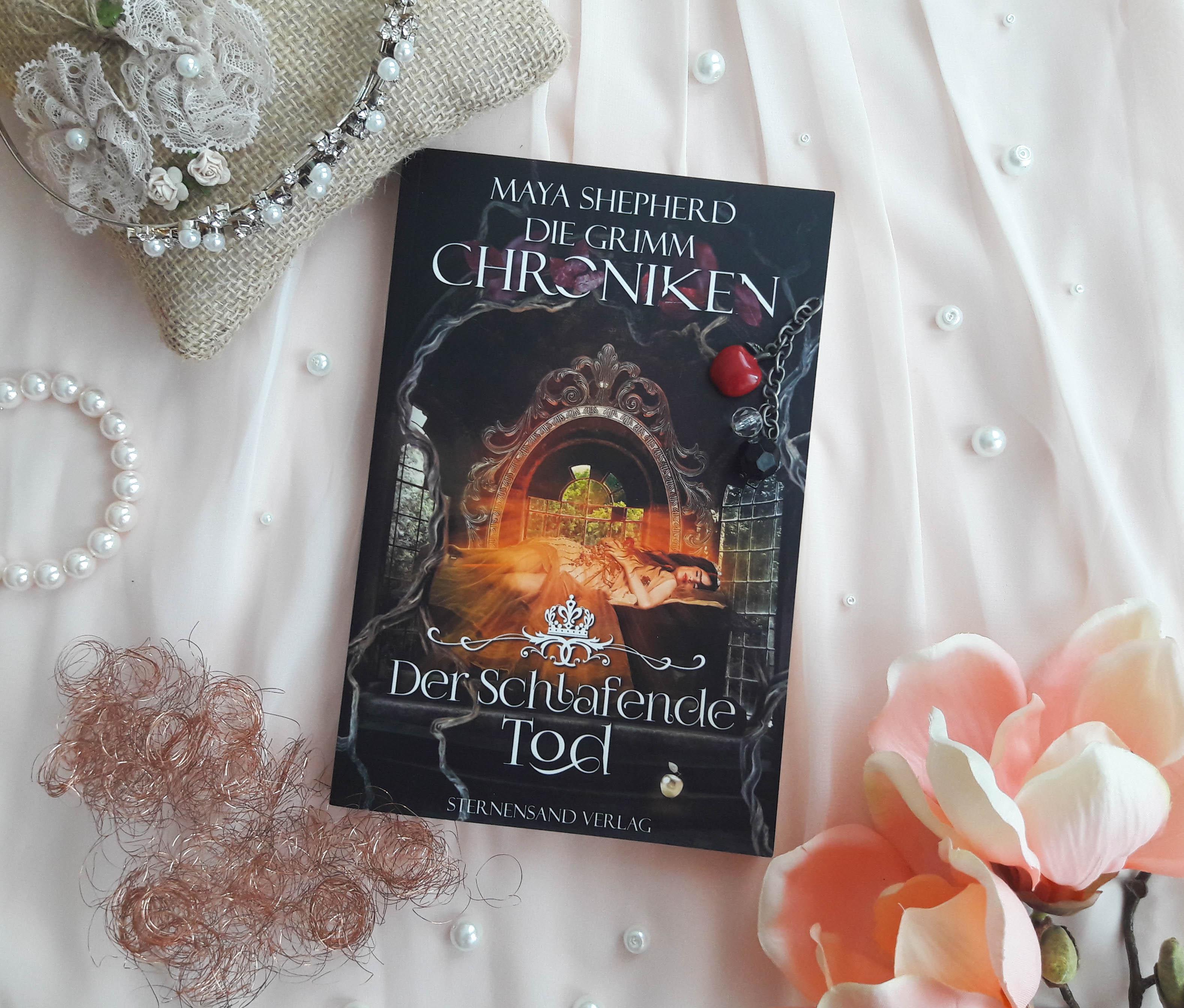 Die Grimm-Chroniken: Der Schlafende Tod – Maya Shepherd graphic