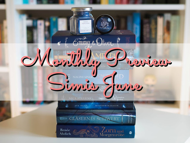Monthly Preview: Simis June graphic