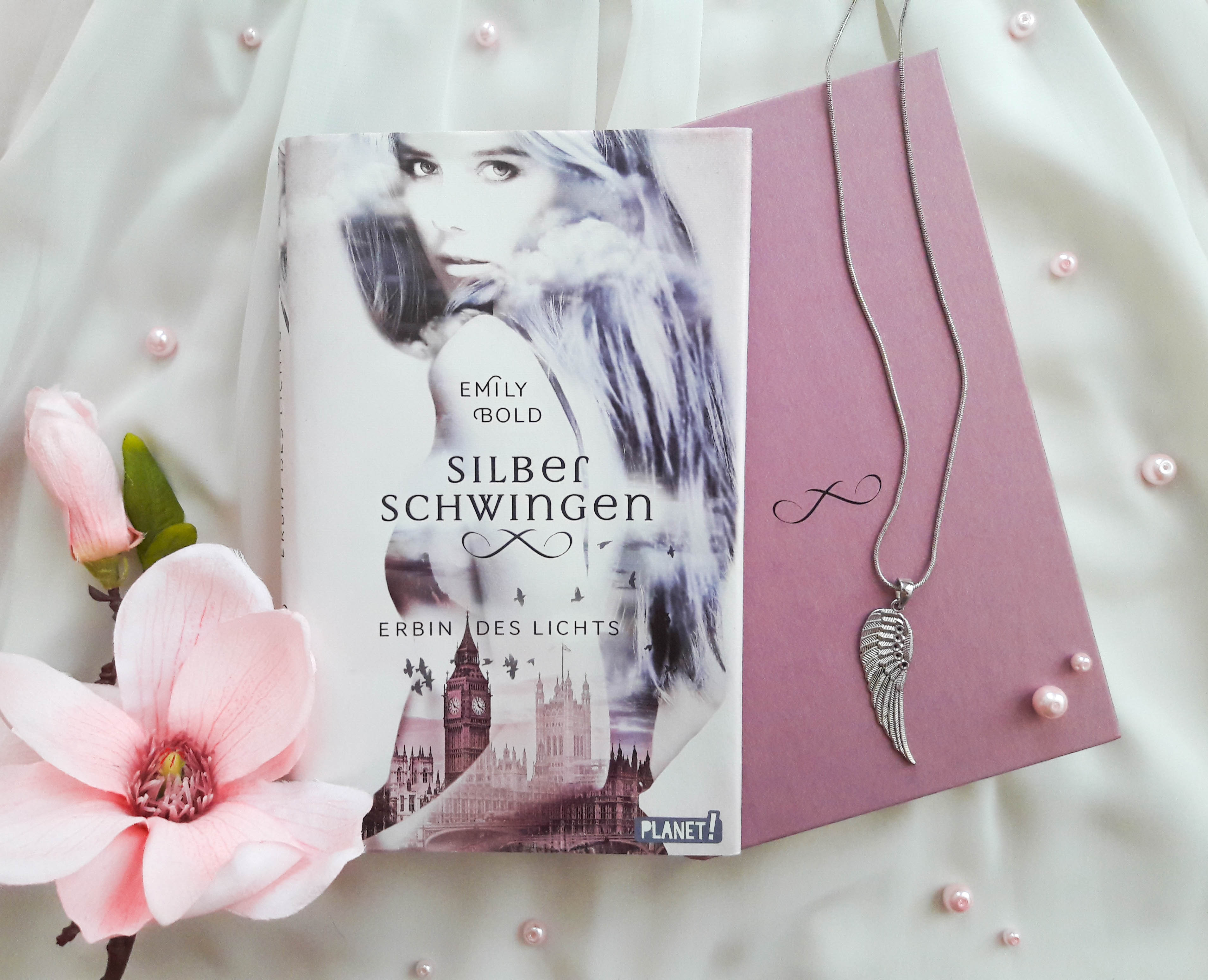 Silberschwingen 1: Erbin des Lichts – Emily Bold graphic