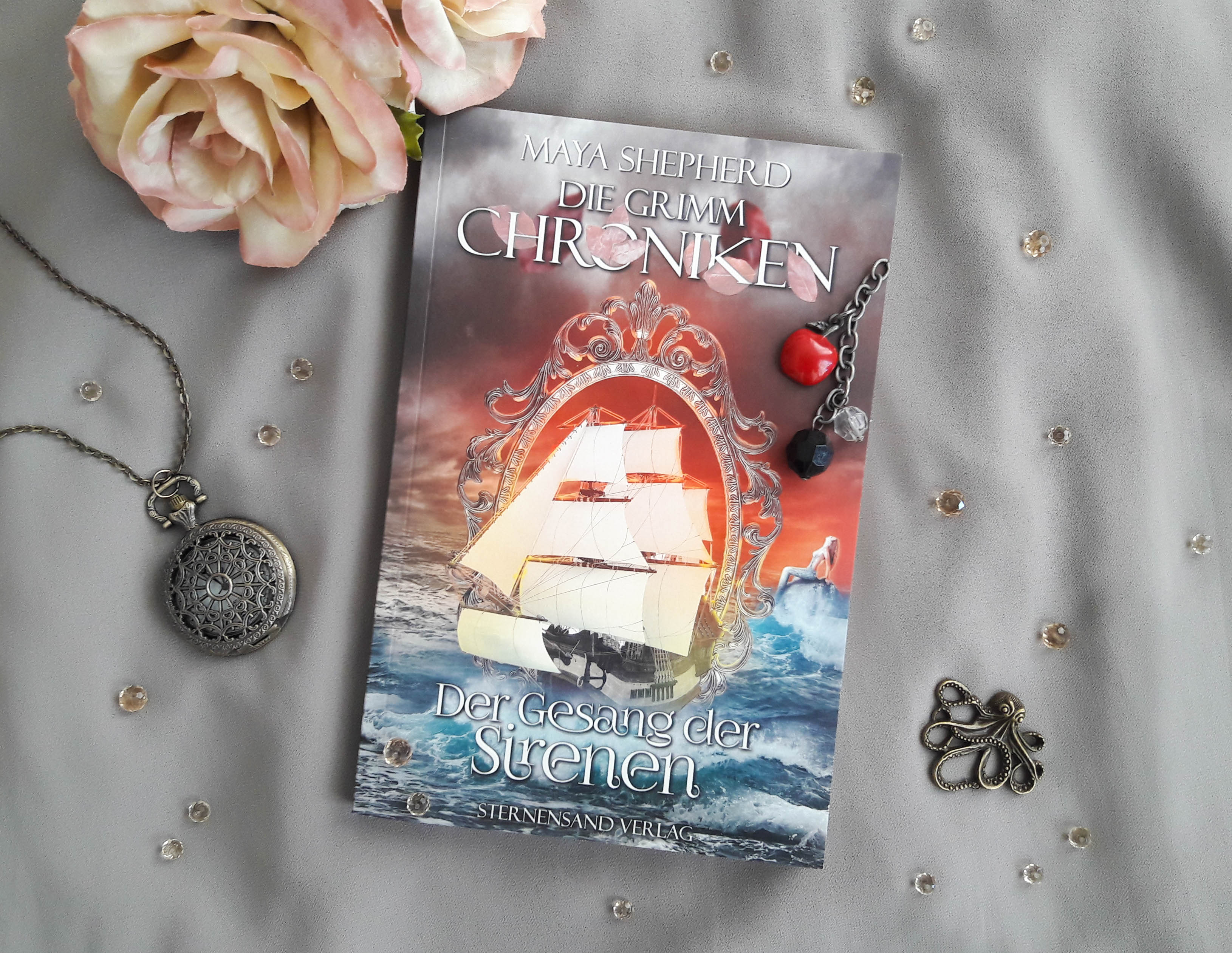 Die Grimm-Chroniken: Der Gesang der Sirenen – Maya Shepherd graphic