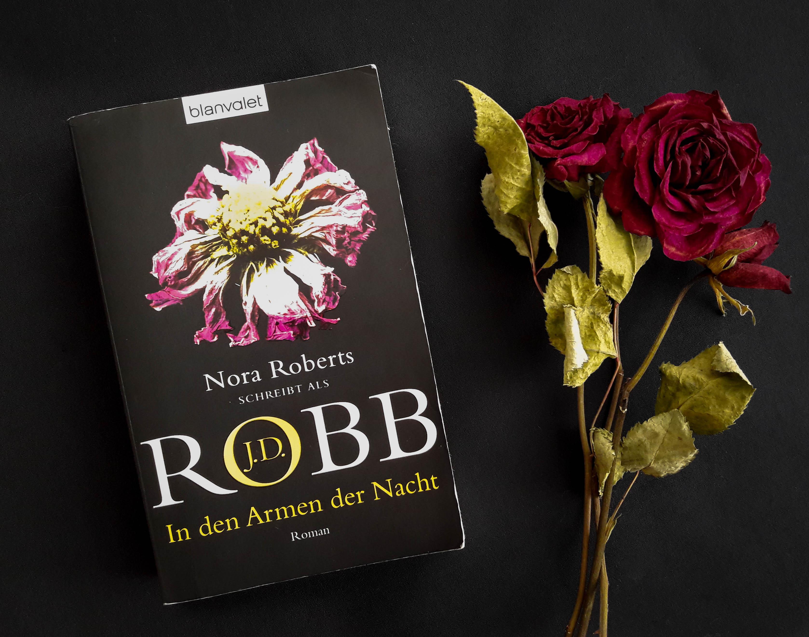 In den Armen der Nacht (Eve Dallas, Band 20) – Nora Roberts alias J. D. Robb graphic