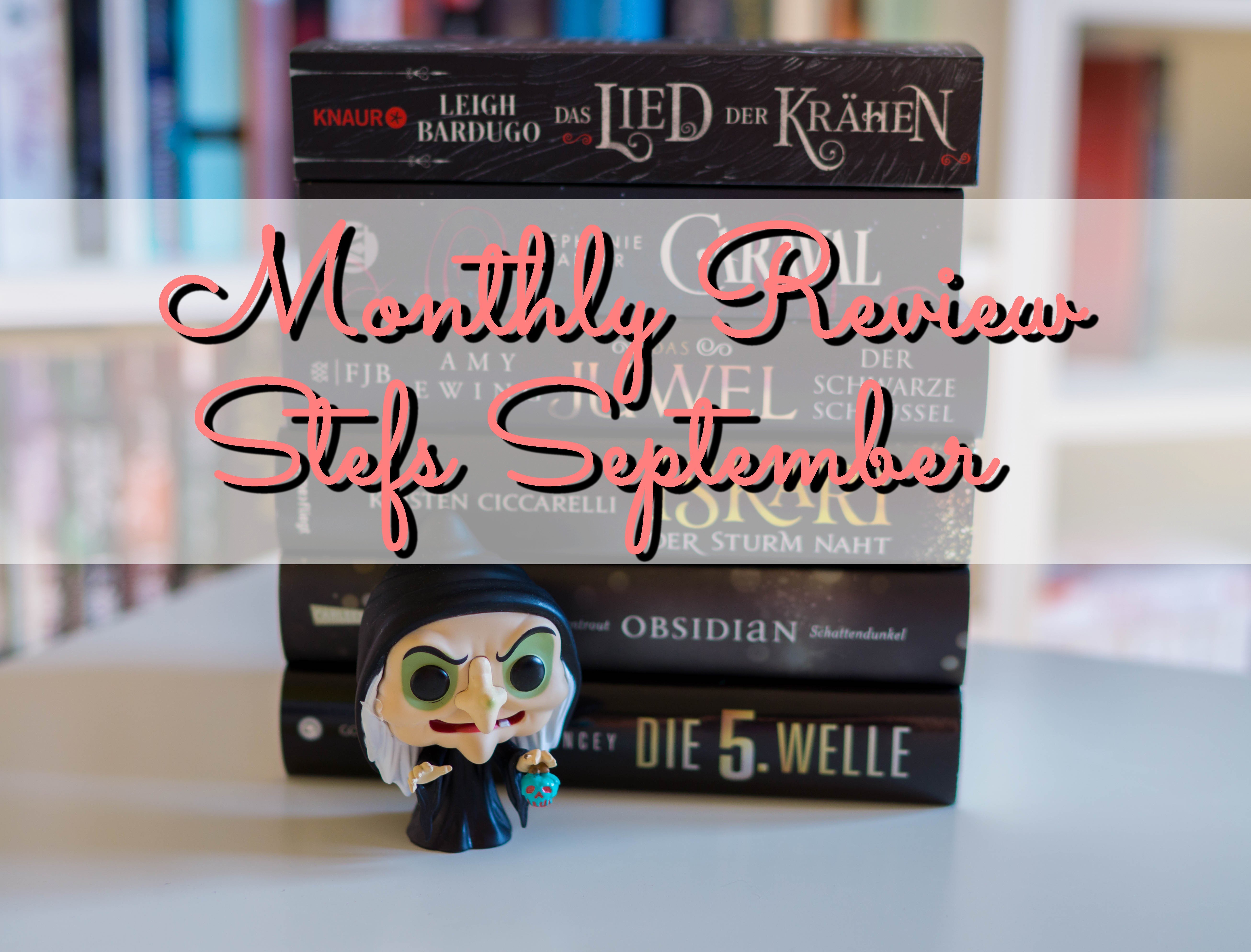 Monthly Review: Stefs September graphic
