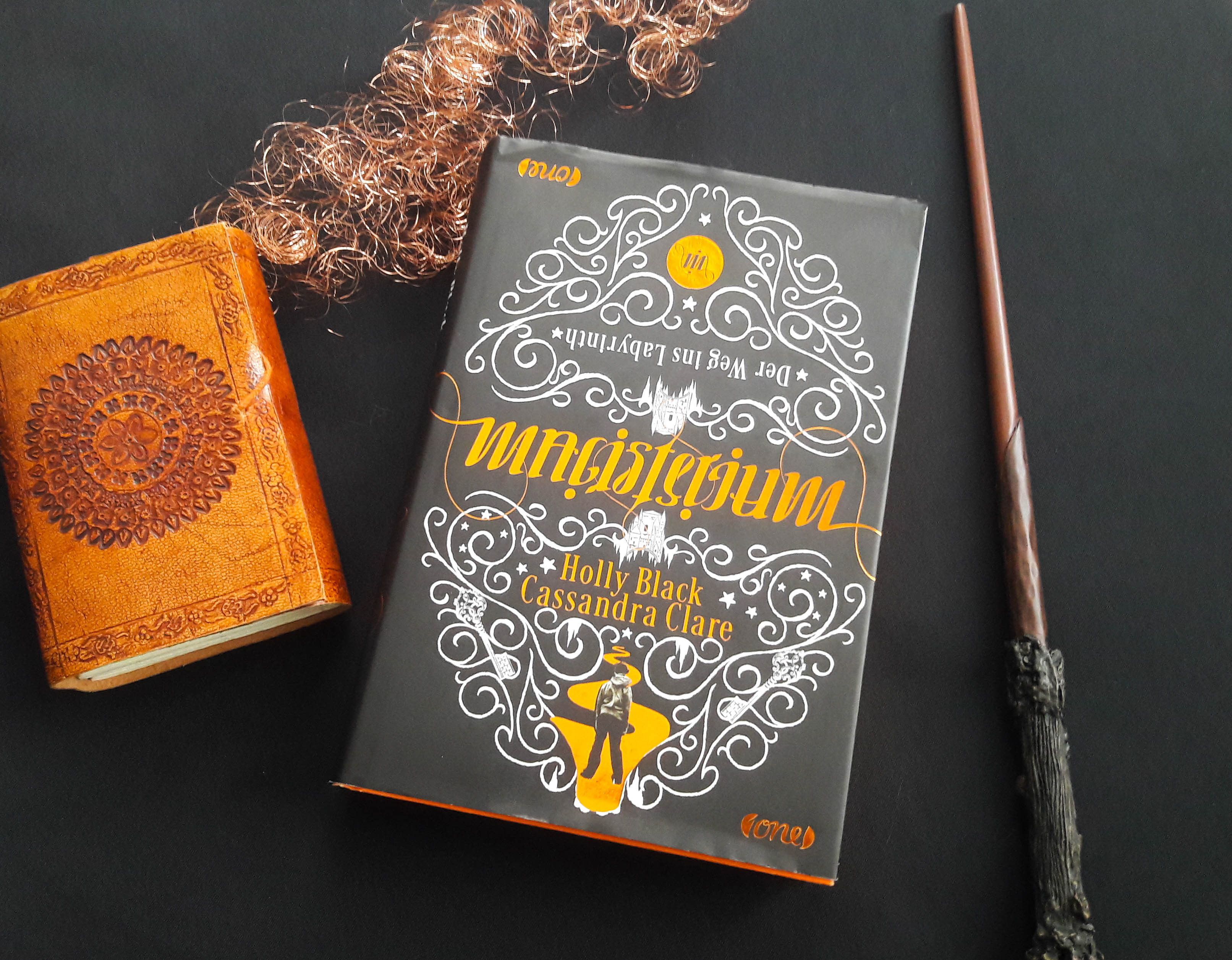 Magisterium: Der Weg ins Labyrinth – Holly Black und Cassandra Clare graphic
