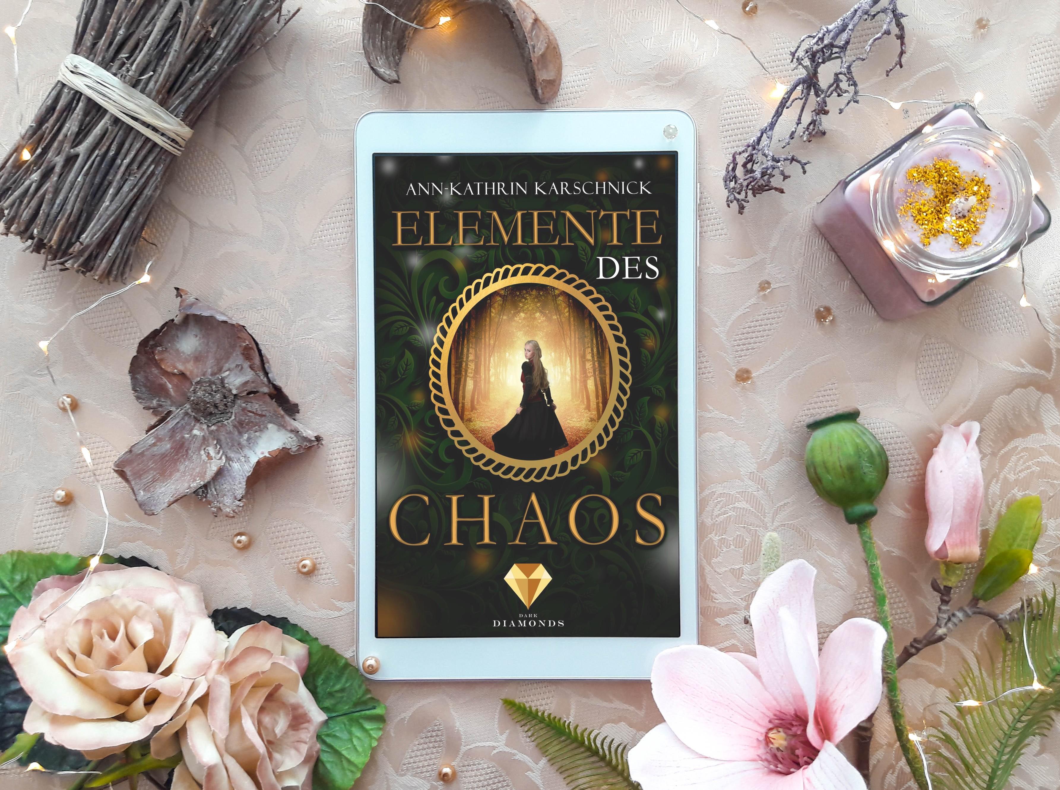 Elemente des Chaos – Ann-Kathrin Karschnick graphic