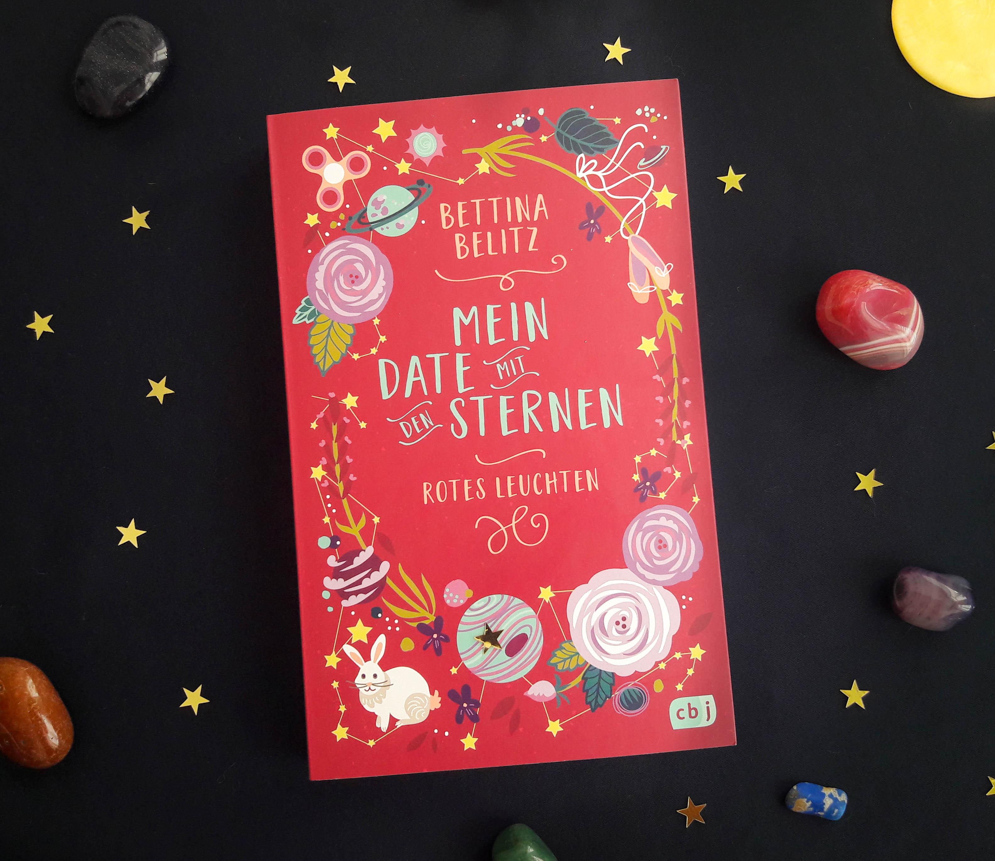 Mein Date mit den Sternen: Rotes Leuchten – Bettina Belitz graphic