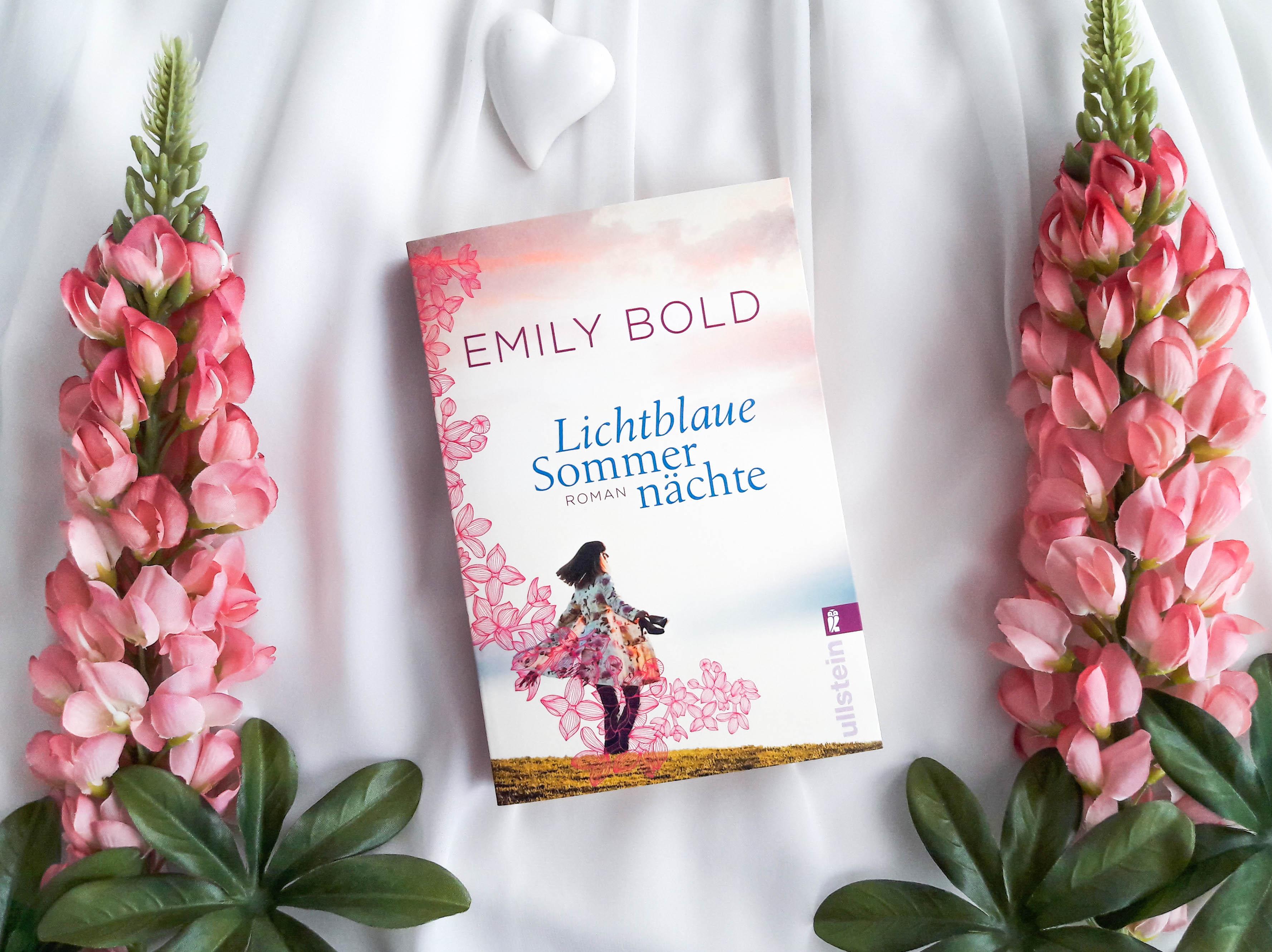 Lichtblaue Sommernächte – Emily Bold graphic