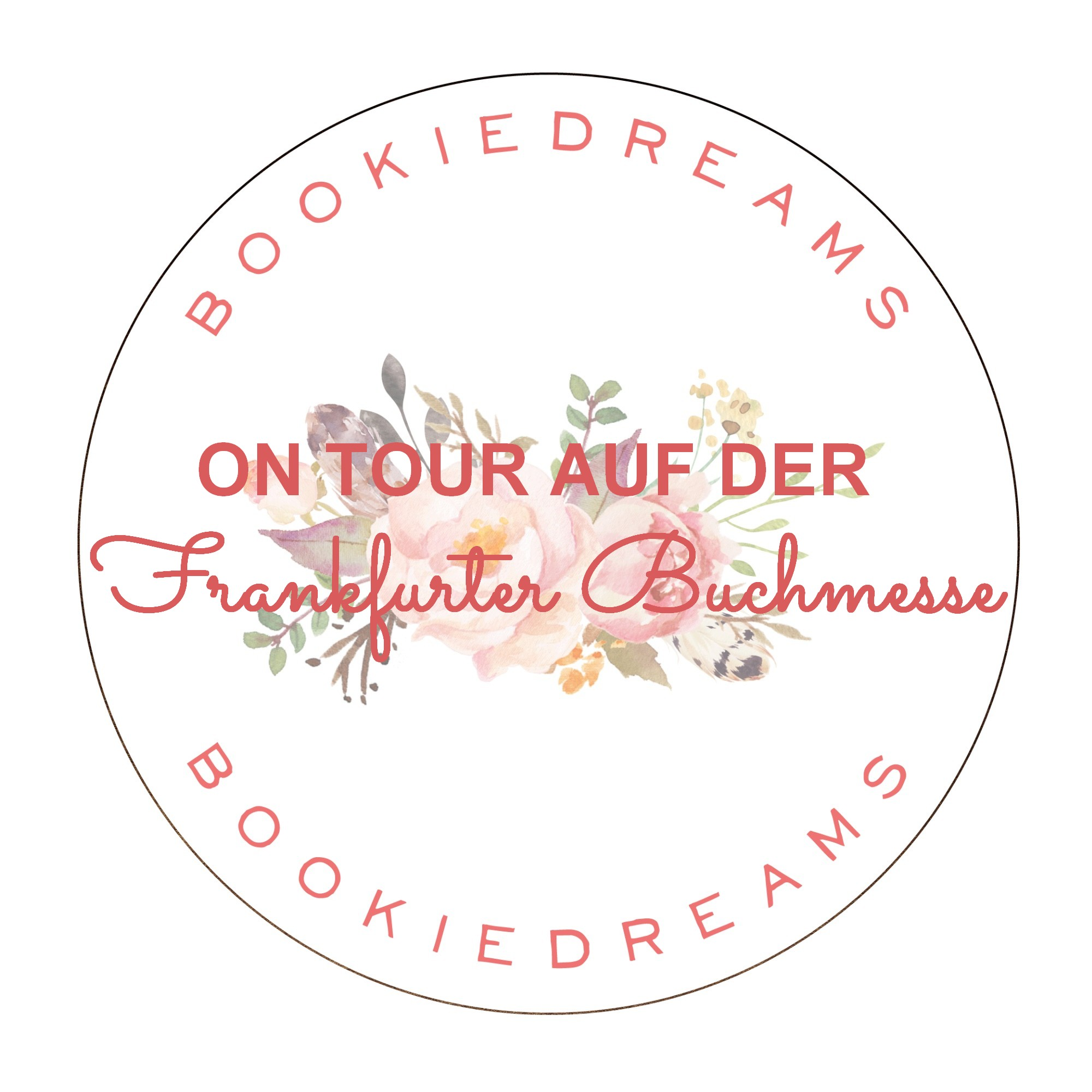 BookieDreams On Tour Plan für die FBM 2019 graphic