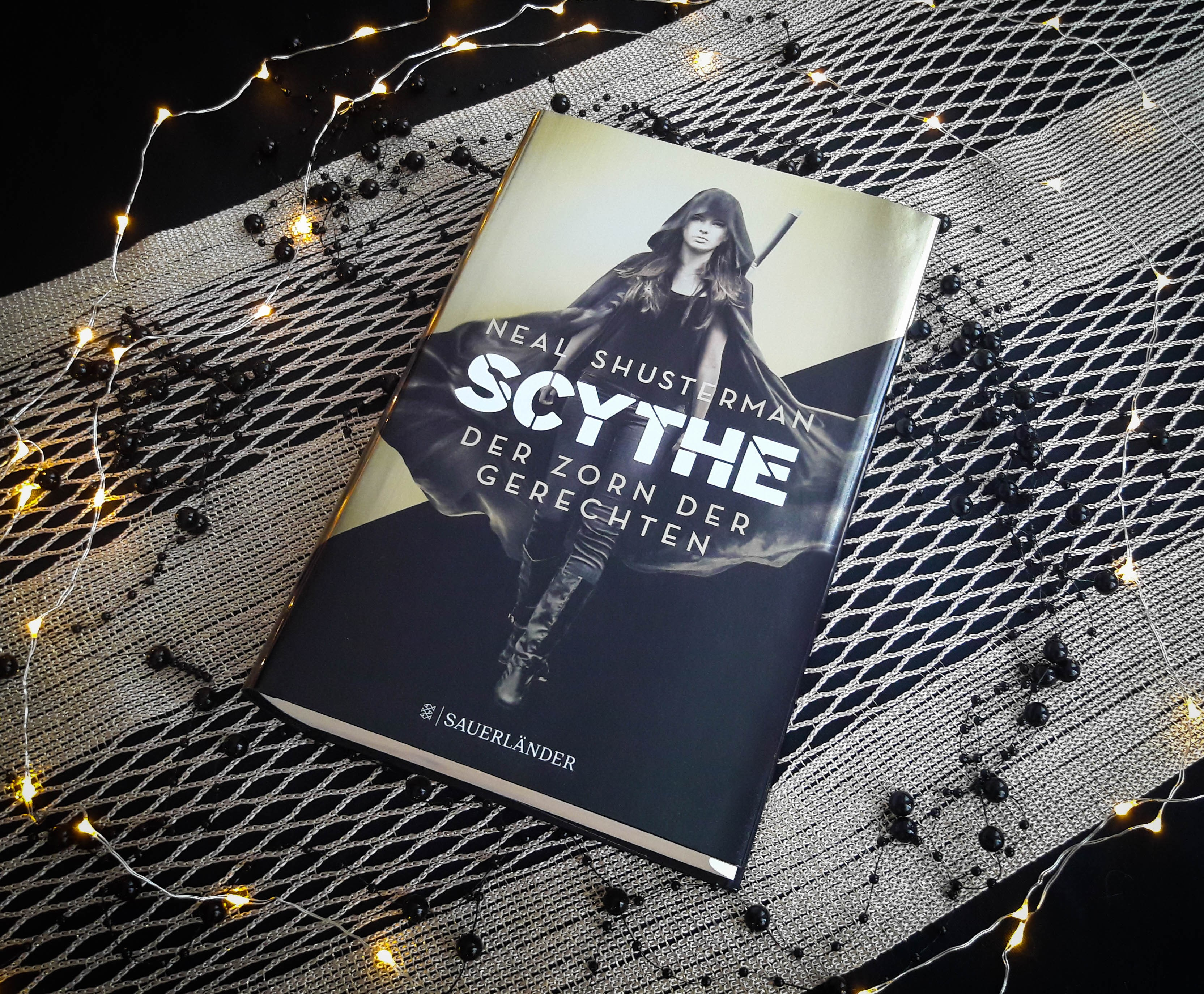 Scythe: Der Zorn der Gerechten – Neal Shusterman graphic