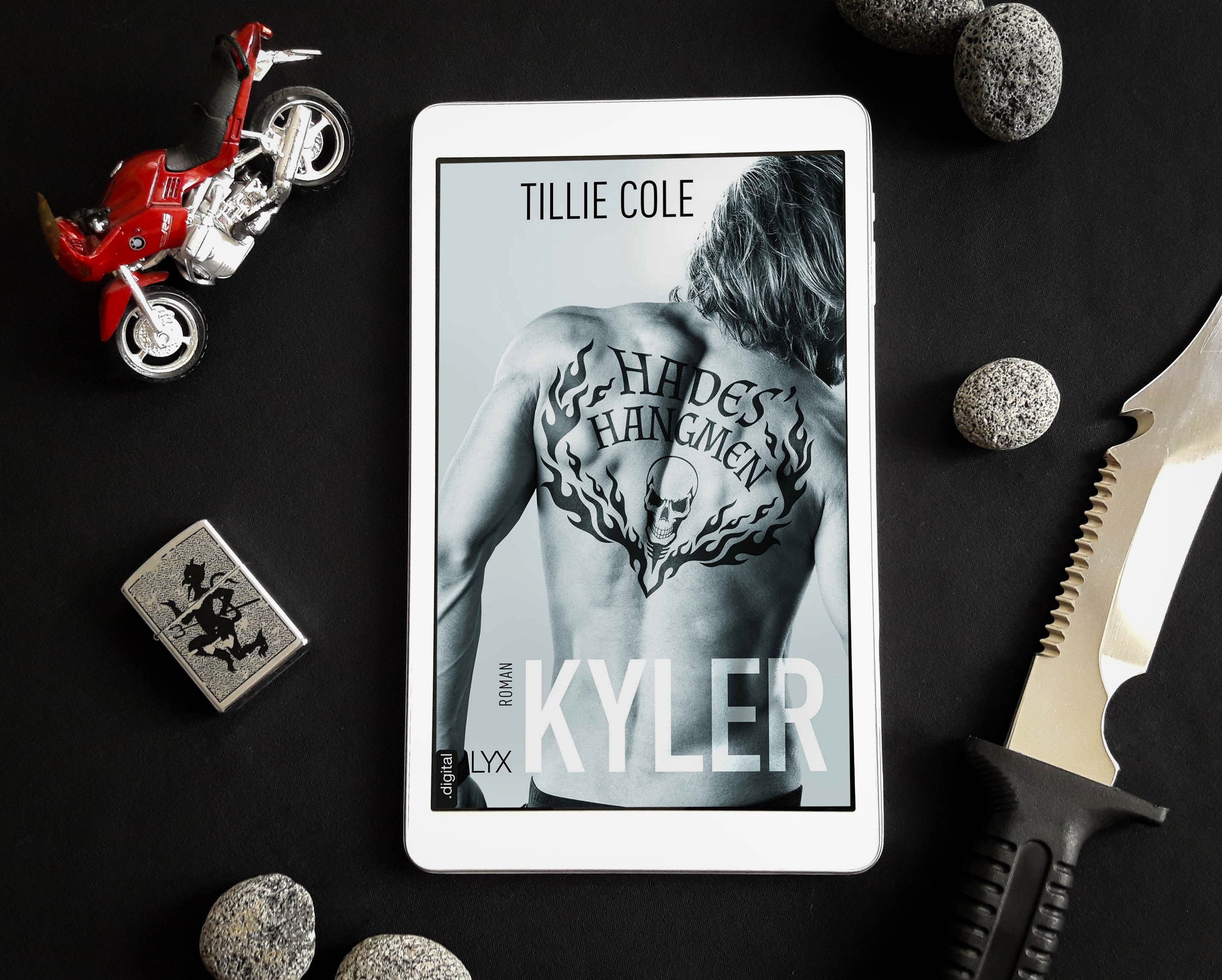 Hades' Hangmen: Kyler (Band 2) – Tillie Cole graphic