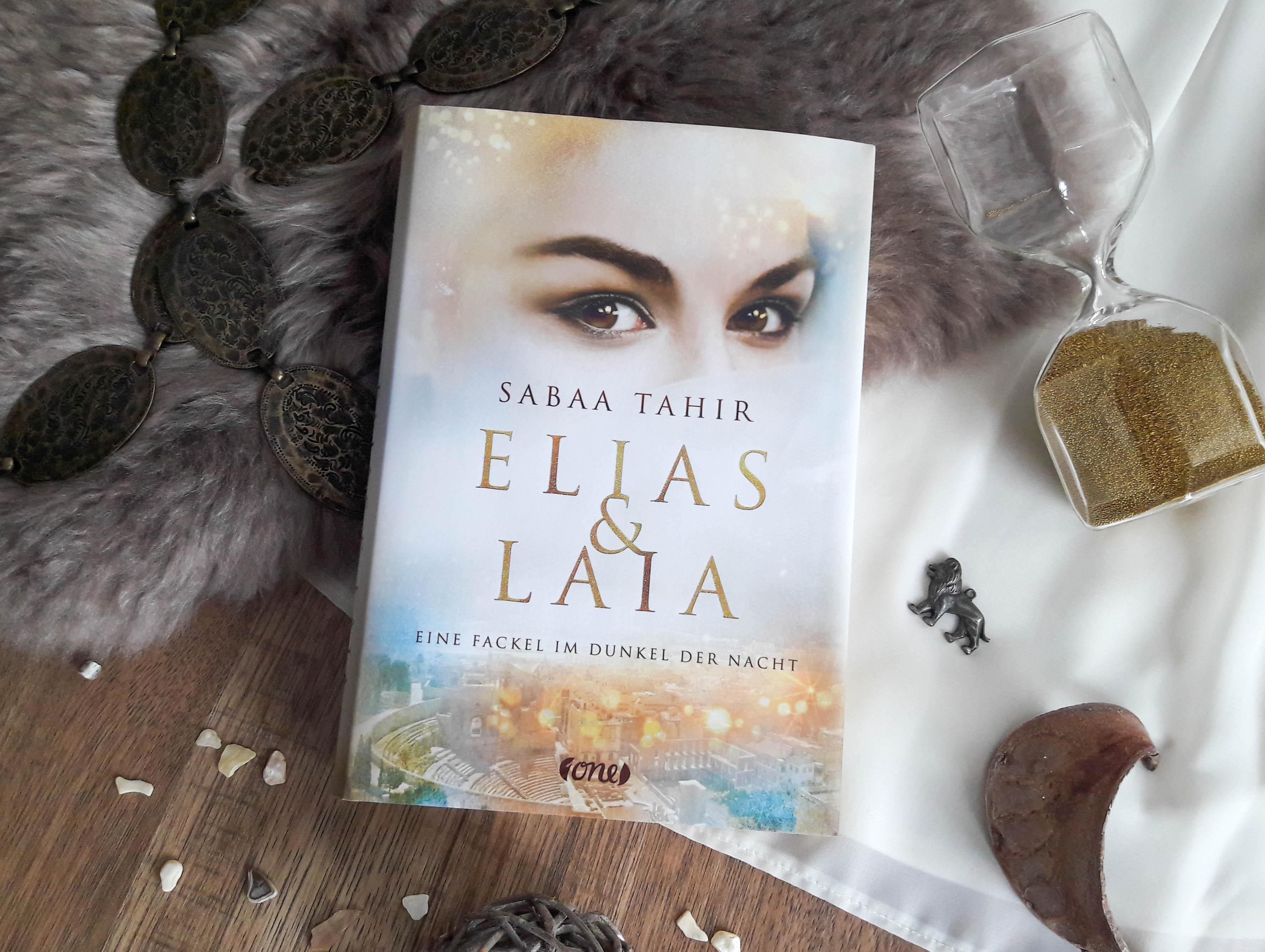 Elias und Laia 2: Eine Fackel im Dunkel der Nacht – Sabaa Tahir graphic