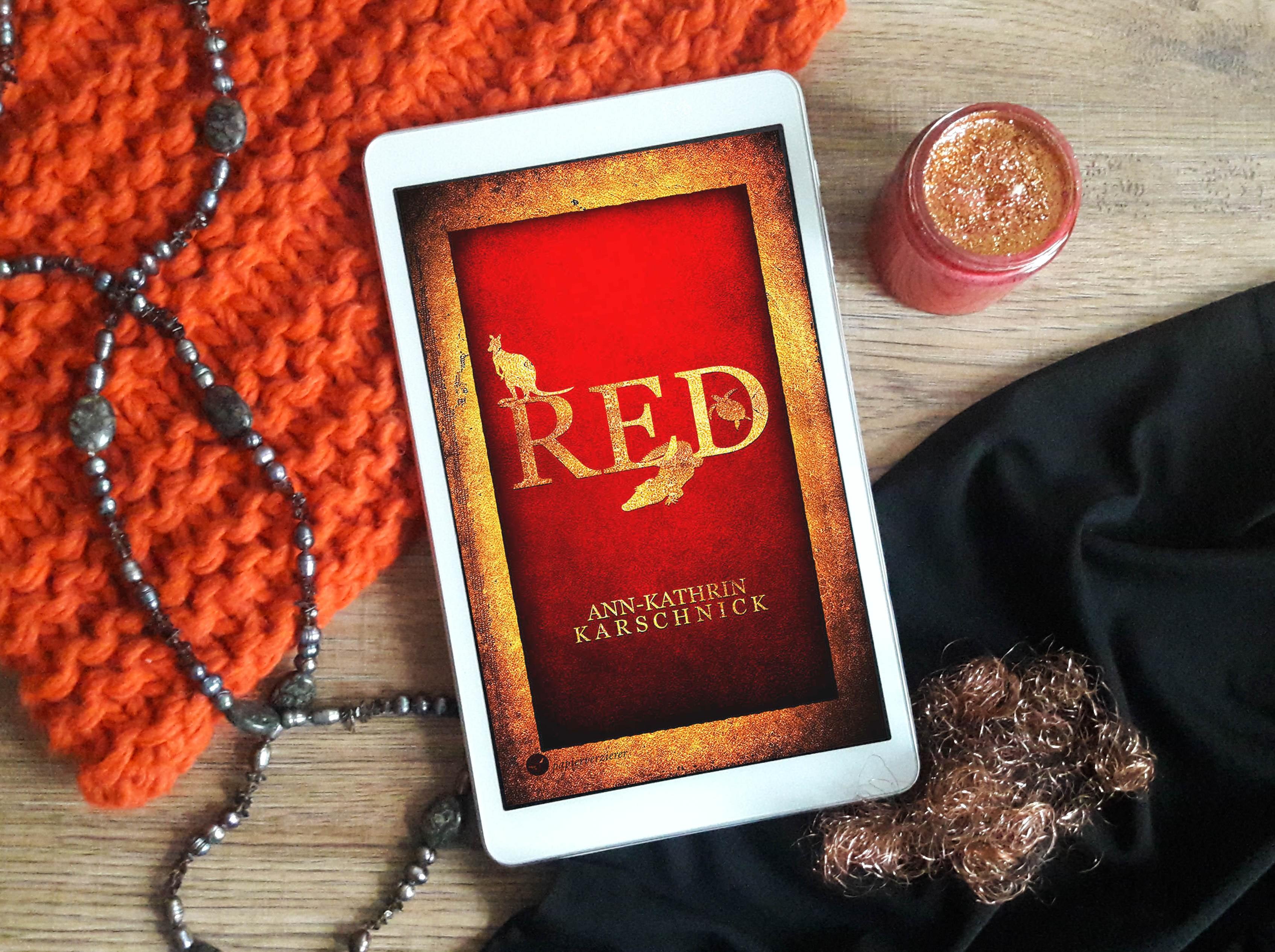RED – Ann-Kathrin Karschnick graphic