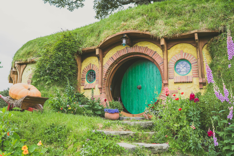 Stef auf den Spuren der Hobbits graphic