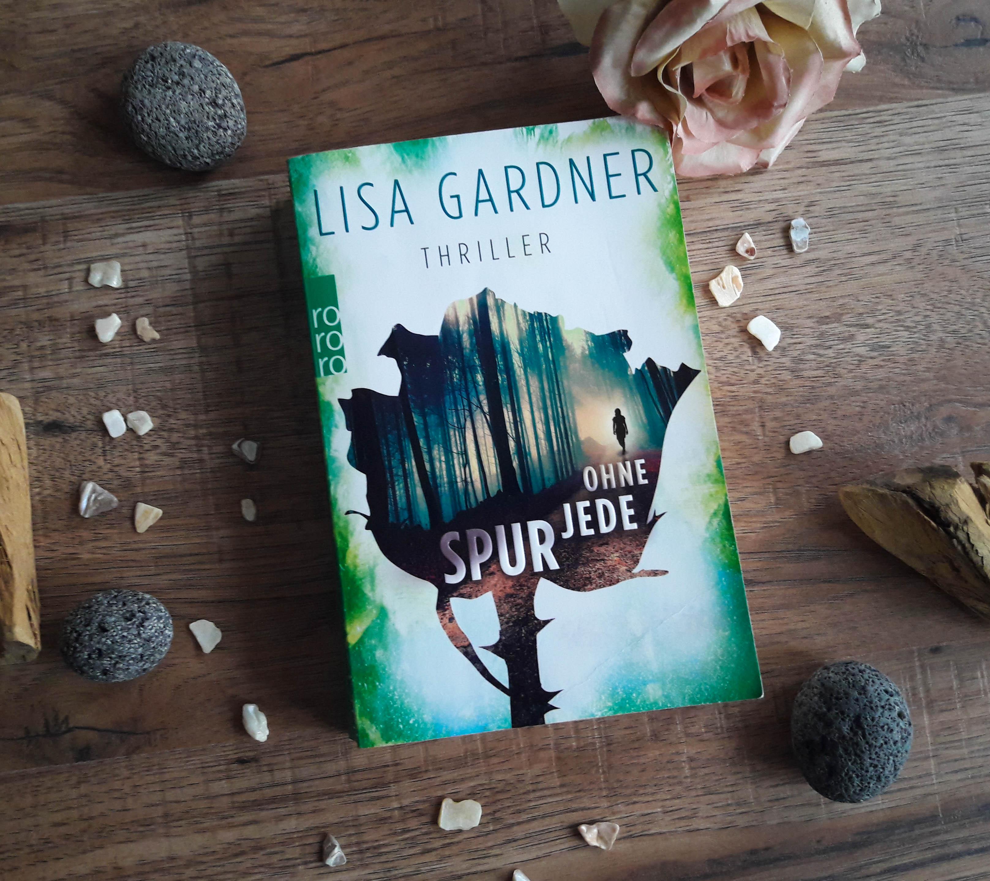 Ohne jede Spur – Lisa Gardner graphic