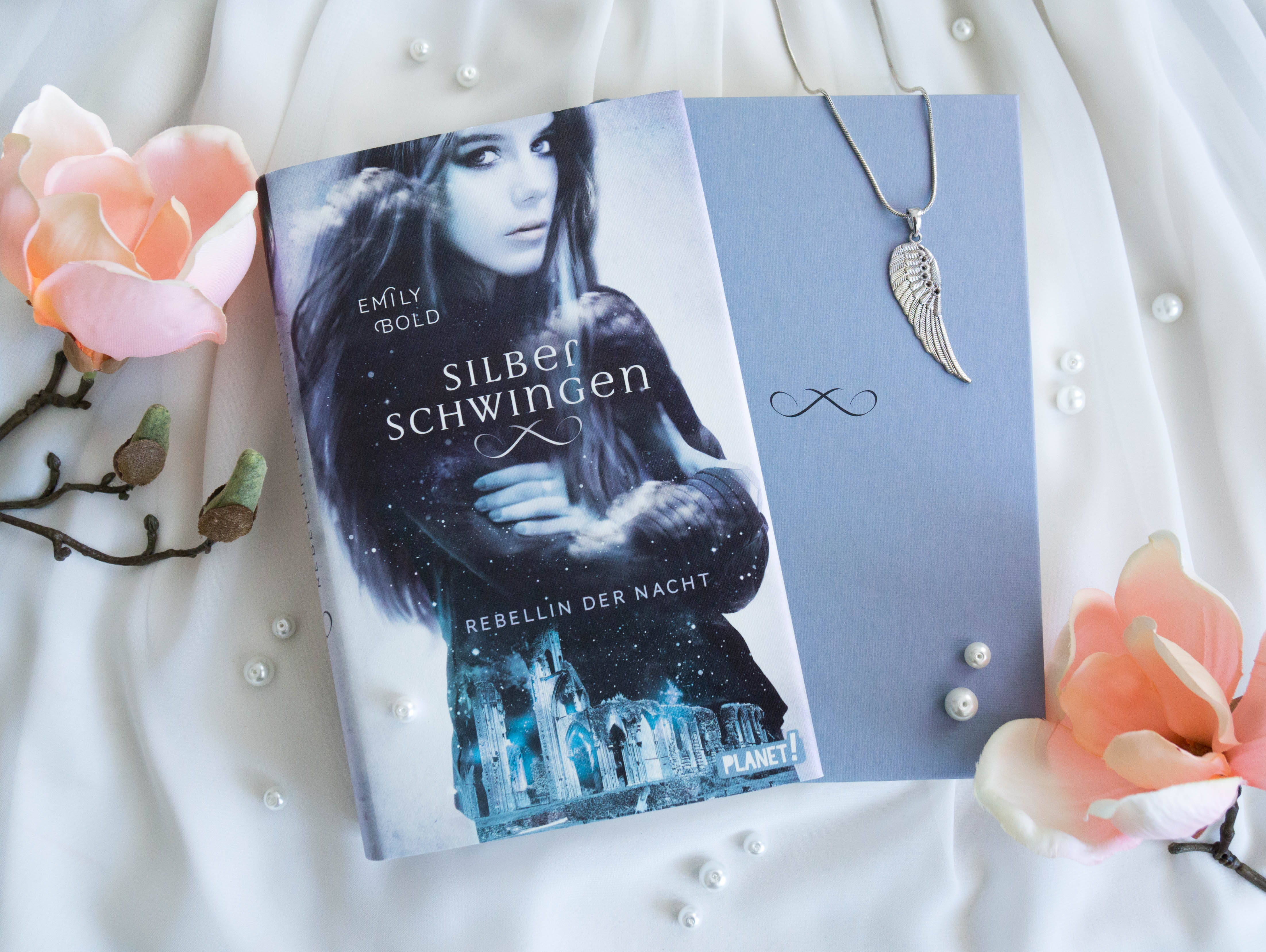Silberschwingen 2: Rebellin der Nacht – Emily Bold graphic